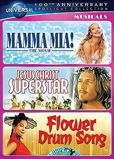 Musicals: (Mamma Mia!: The Movie / Jesus Christ Superstar / Flower Drum Song)