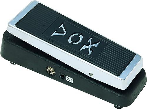 Vox V847-A Pédale Wah Wah pour Guitare Noir
