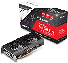 Sapphire Technology Pulse AMD Radeon RX 6600 XT Gaming Graphics Card with 8GB GDDR6, AMD RDNA 2 (11309-03-20G)