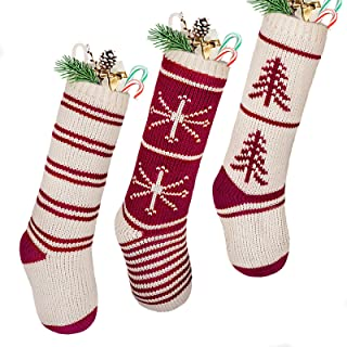 Best oversized knit christmas stocking Reviews