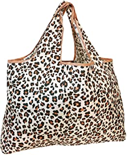 Bowbear Foldable Nylon Reusable Shopping Grocery Bag