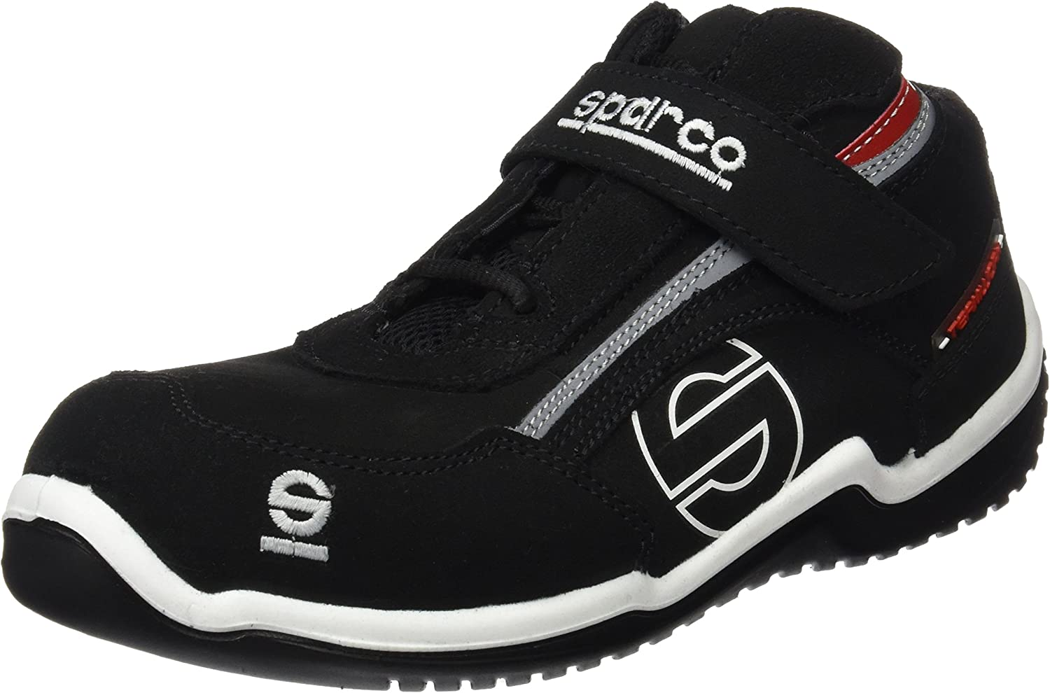 Sparco Teamwork Racing HIGH S3 Safety shoes