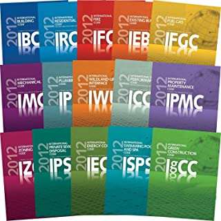 2012 International Codes Collection - Book PDFs on CD