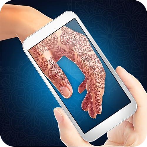 Henna Tattoo Camera Simulator