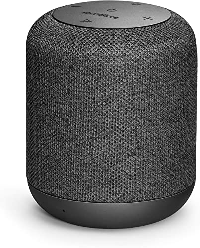 Soundcore Motion Q Portable Bluetooth Speaker by Anker, 360° Speaker with Dual 8W Drivers for Louder All-Around Sound...
