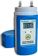 temperatura e umidit/à dell aria Curva di ponderazione 1/pezzi P 5035 Peak Tech4/in 1/multifunzionale di ambiente Misuratore con Lux Meter