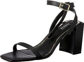 Jaggar Essential Leather Heel, Womens Shoes, Black (Black), Women