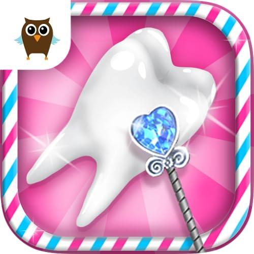 Sweet Baby Girl Tooth Fairy - Little Fairyland Helper & Teeth Cleaning Fun