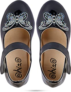 Abiza Comfortable Black Sandals for Girls