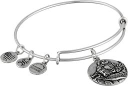 Alex and Ani Laughing Buddha Bracelet