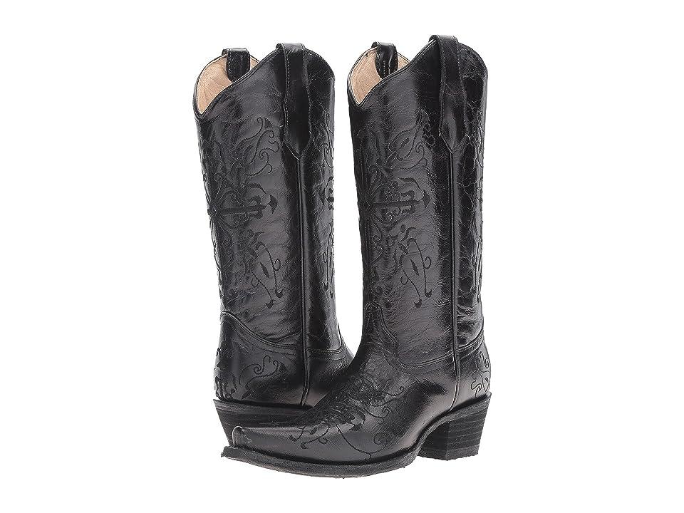 Corral Boots L5060 (Black/Black) Women