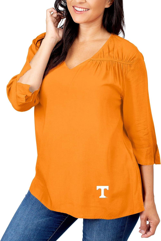 UG 優先配送 Apparel Women's Asymmetrical 正規販売店 Top Flared Sleeve