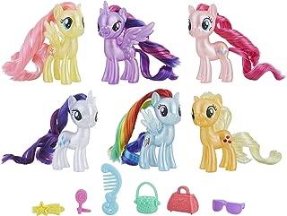 My Little Pony Mane 6 Celebration Set Toy