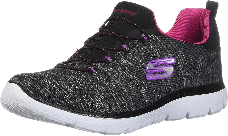 Challenge the lowest price Skechers Women's NEW Summits-Quick Getaway Sneaker