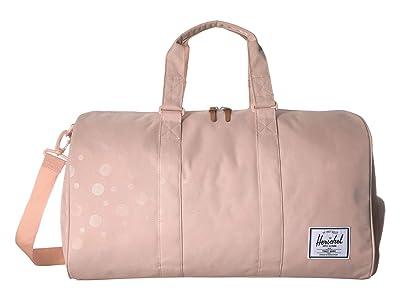 Herschel Supply Co. Novel (Polka Cameo Rose) Duffel Bags