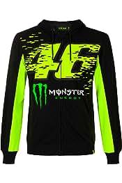 XL Azul//Verde Sweatshirt Hombre Valentino Rossi Vr46 Lifestyle