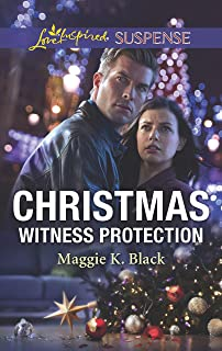 Christmas Witness Protection: Faith in the Face of Crime (Protected Identities)