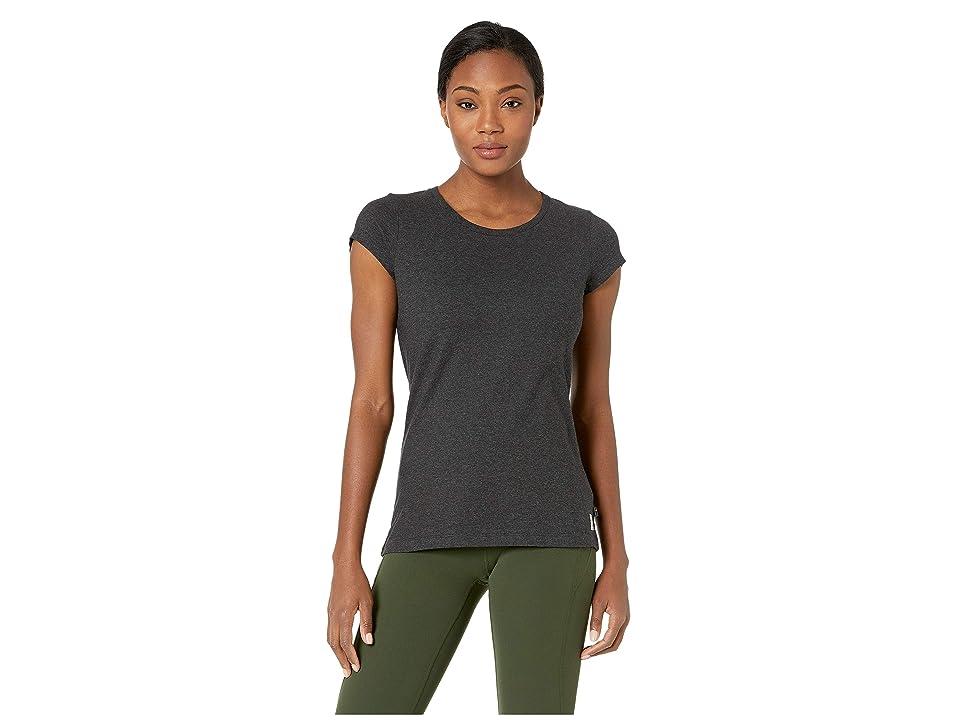 Fjallraven Greenland T-Shirt (Dark Grey) Women