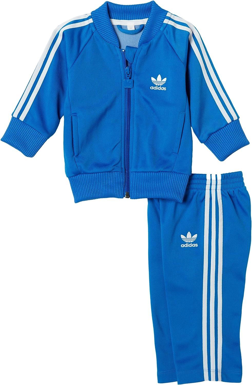 Adidas Superstar Track Suit, Blue