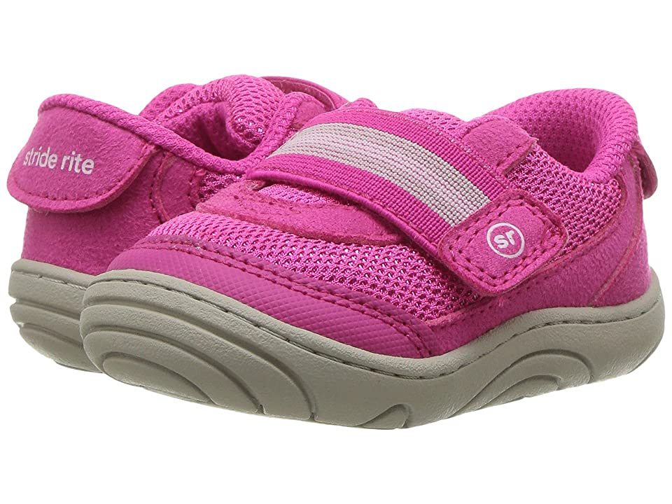 Stride Rite Jessie (Infant/Toddler) (Pink) Girl