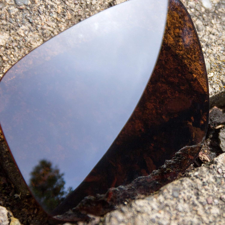 Revant Verres de Rechange pour Ray-Ban RB4147 60mm - Compatibles avec les Lunettes de Soleil Ray-Ban RB4147 60mm Bronze Mirrorshield - Polarisés Elite