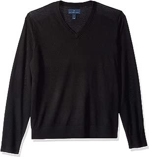 Marchio Amazon - Buttoned Down - Italian Merino Cashwool V-neck Sweater, Felpa Uomo
