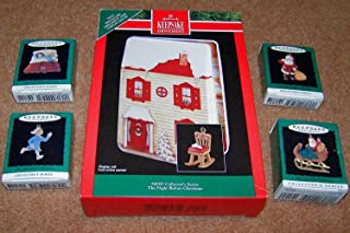Hallmark The Night Before Christmas Collector's Series - Full Set