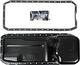 FITS 03-12 DODGE RAM 5.9L / 6.7L OHV L6 DIESEL TURBO BRAND NEW ENGINE OIL PAN W/GASKET & SILICONE