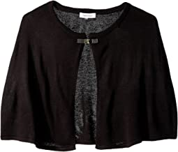 Calvin Klein - Knit Capelet with Turnlock