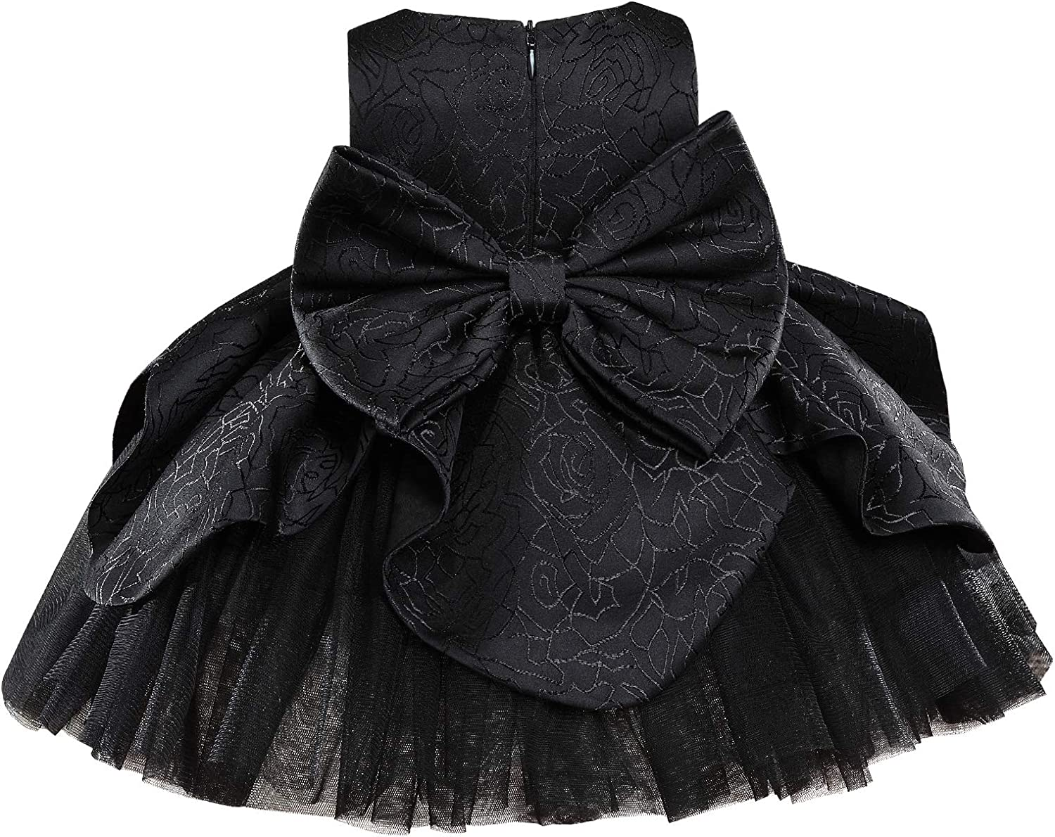 TENTIDE Baby Girls Tulle Wedding Birthday Princess Dress Trust Free Shipping New Pageant