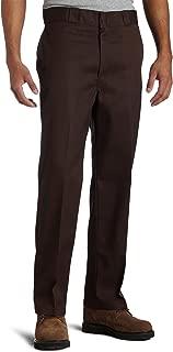 Dickies Men's Original 874 Work Pant, Black Olive, 34W x 34L