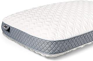 Sealy Molded Memory Foam Pillow, Standard, White