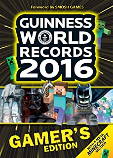 Guinness World Records 2016 Gamer's Edition (Guinness World Records Gamer's Edition)
