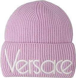 Vintage Versace Logo Beanie b70b9e040fa