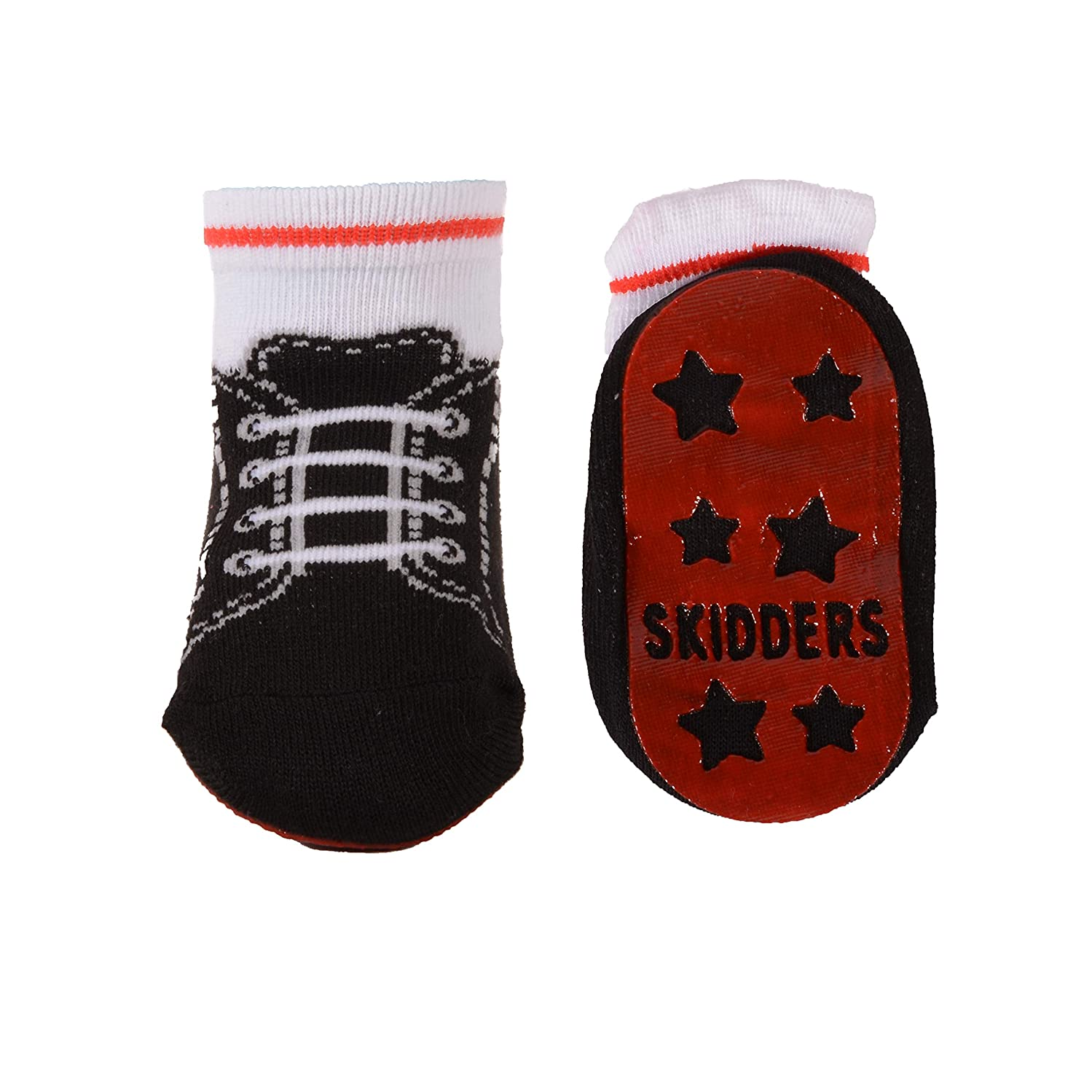 SKIDDERS Baby Toddler Boys Grip Socks Style 1141BF