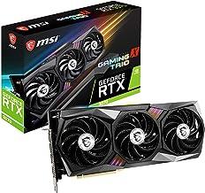 MSI Gaming GeForce RTX 3070 8GB GDRR6 256-Bit HDMI/DP Tri-Frozr 2 TORX Fan 4.0 Ampere Architecture RGB OC Graphics Card (R...