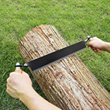 """Draw Knife 8"""" Straight Draw Shave Woodworking Tool"""