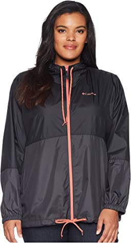 Columbia - Plus Size Flash Forward™ Windbreaker
