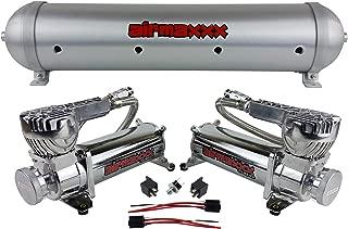 airmaxxx Air Compressors 580 Chrome & 33