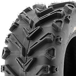SunF A041 Mud|Trail ATV/UTV Tire 25x10-12, 6-PR