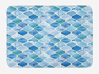 Amazon.fr : tapis oriental bleu