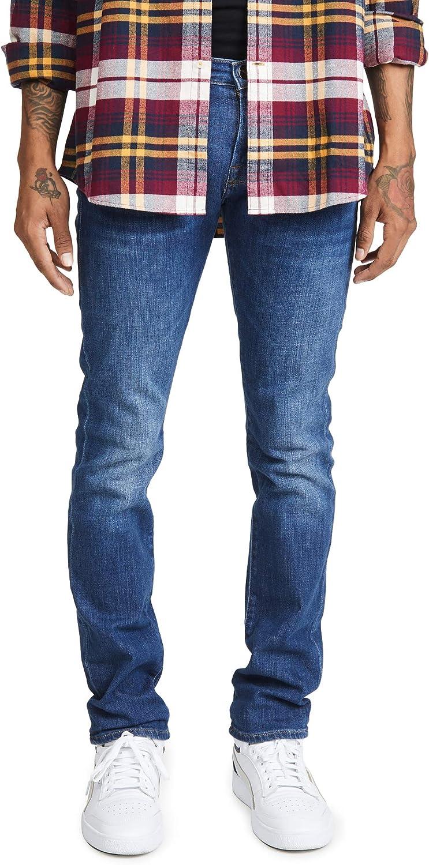 FRAME Men's L'Homme Slim Denim Wash Genuine in New Free Shipping Verdugo Jeans Verd