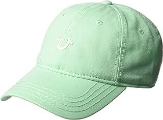 True Religion Men's Core Logo Baseball Cap