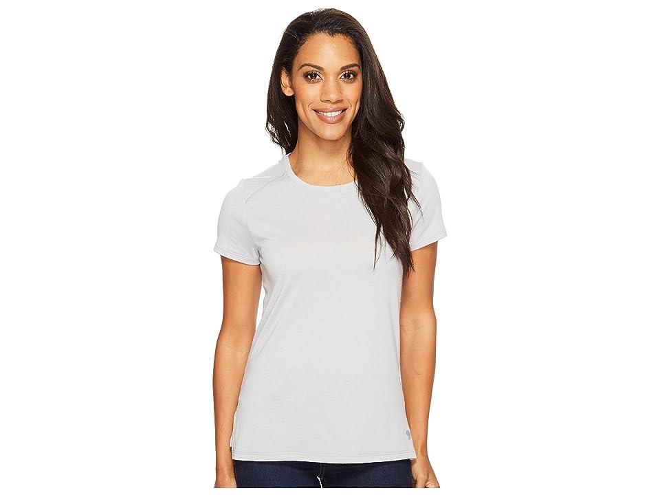 Mountain Hardwear Coolhiker AC Short Sleeve Shirt (Steam) Women