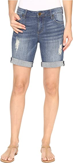 Catherine Boyfriend Shorts in Triumph