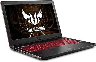 "ASUS TUF Thin & Light Gaming Laptop PC (FX504) 15.6"" Full HD, 8th-Gen Intel Core i5-8300H (up to 3.9GHz), GeForce GTX 1050 2GB, 8GB DDR4 2666 MHz, 1TB FireCuda SSHD, Windows 10 64-bit - FX504GD-ES51"