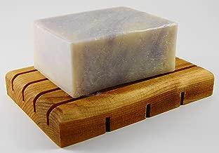 Cedar Soap Dish, Wooden Soap Saver, Soap Deck, Cedar Soap Block