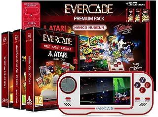 Evercade Premium Pack +3 Namco/Atari/Interplay (Electronic Games)