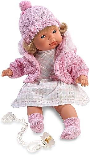 Llorens 38538 Weißende Puppe