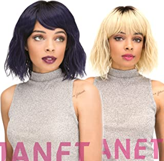 Janet Collection Synthetic Hair Wig Georgine (OET4/613)